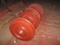 Crane spare parts and couplings