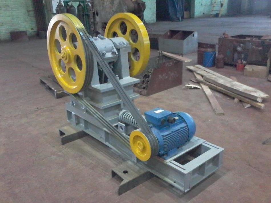 Crusher DLSh 160x250