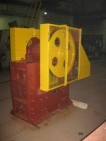 Jaw crusher ShDS 250x400
