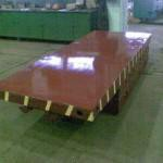 Vibration feeder PVU-3-1.2