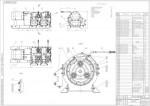 Scraper winch 55LS2S